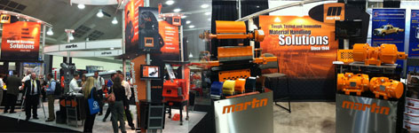 Martin Engineering | Recent Trade Shows